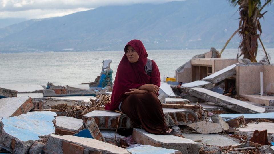 Meet Marlina, Tsunami 2004 Survivor to Islamic Relief Staff