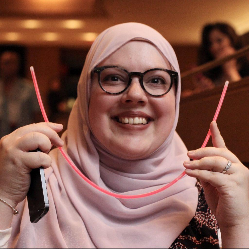 Ruqayyah Adhab works at Islamic Relief Canada.