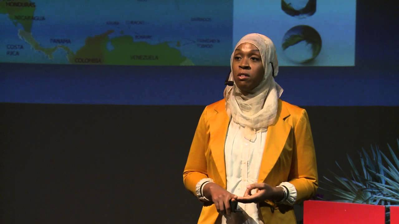 Fatima Jackson-Best - Black Canadian Muslim