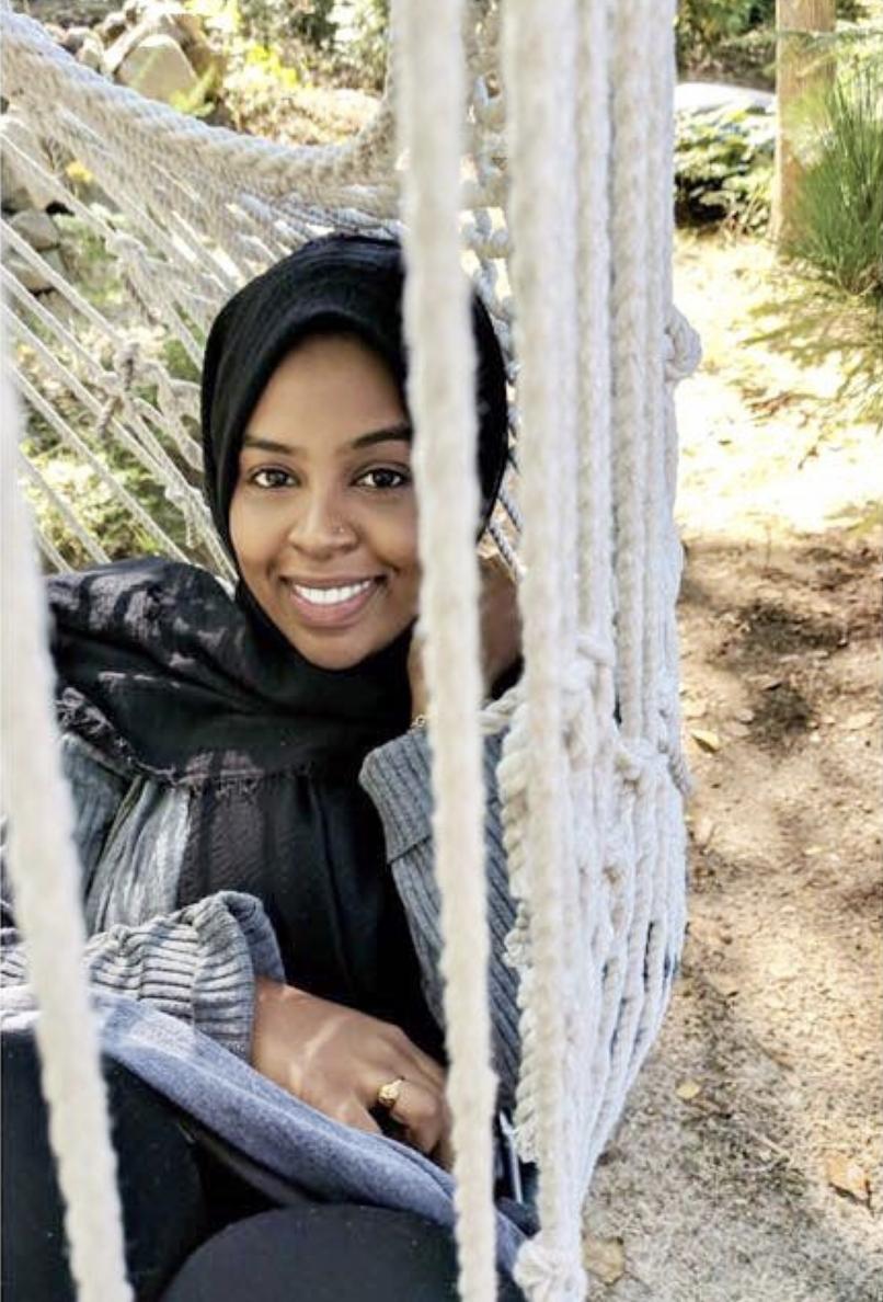 Black Muslim Woman- Islamic Relief Blog