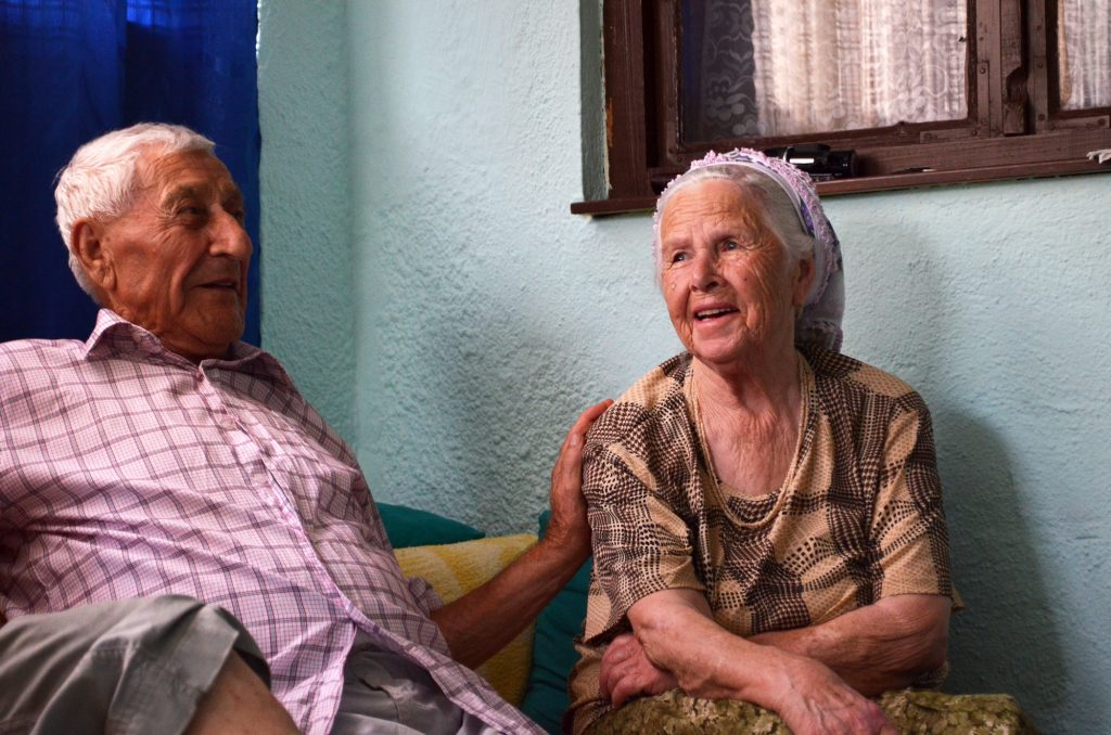 Elderly couple from Bosnia discusses what online qurbani from Canada means to them...