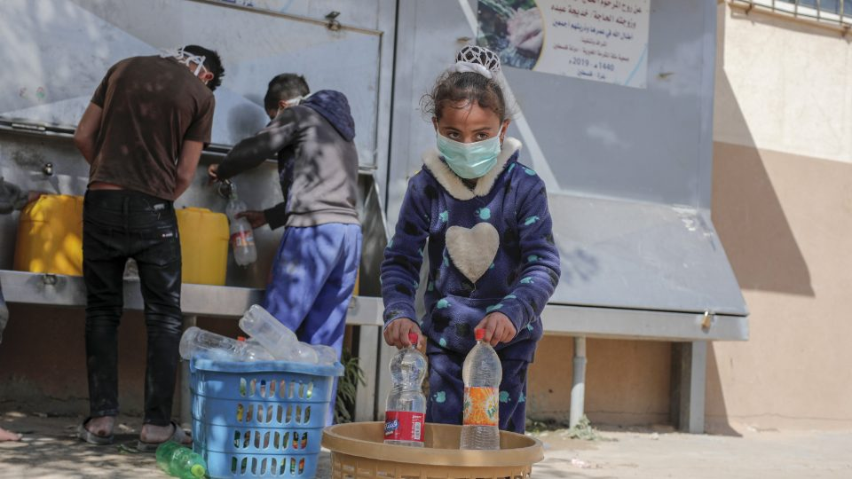 Gaza Blockade Creates More Suffering as New Lockdown Begins