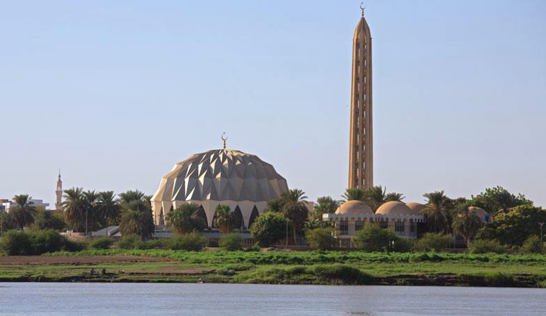 Al Nilin Mosque is a legacy of Islam in Sudan